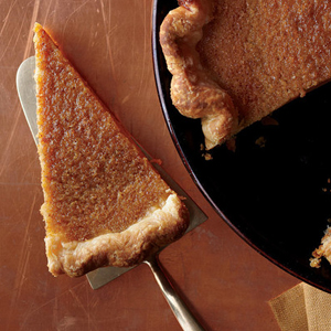 Brown-Sugar Buttermilk Pie