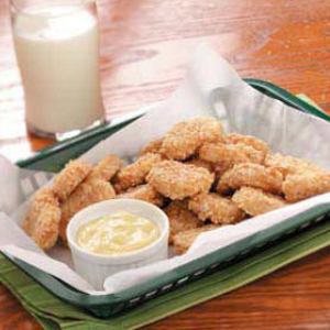 April Fool's FAUX CHICKEN NUGGETS RECIPE