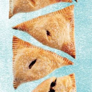 Blueberry–Cream Cheese Hand Pies